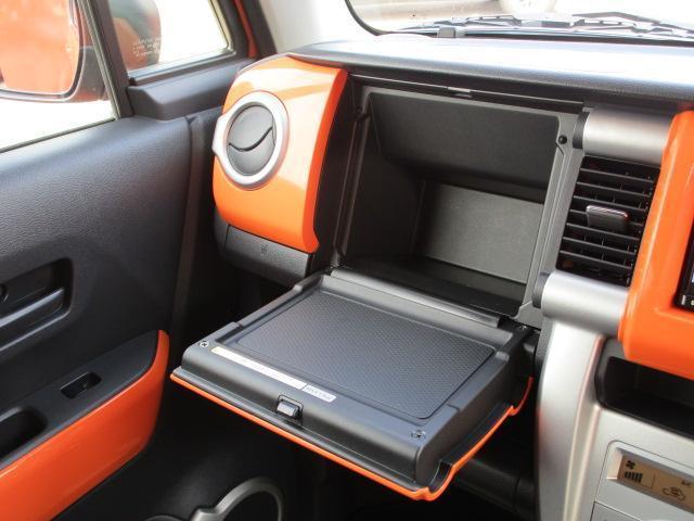 XS ナビ/ワンセグ/スマートキー/衝突軽減ブレーキ/アイドリングストップ/ETC/盗難防止装置/横滑防止装置/シートヒーター/HID/ベンチシート/運転席・助手席エアバック/CD(10枚目)