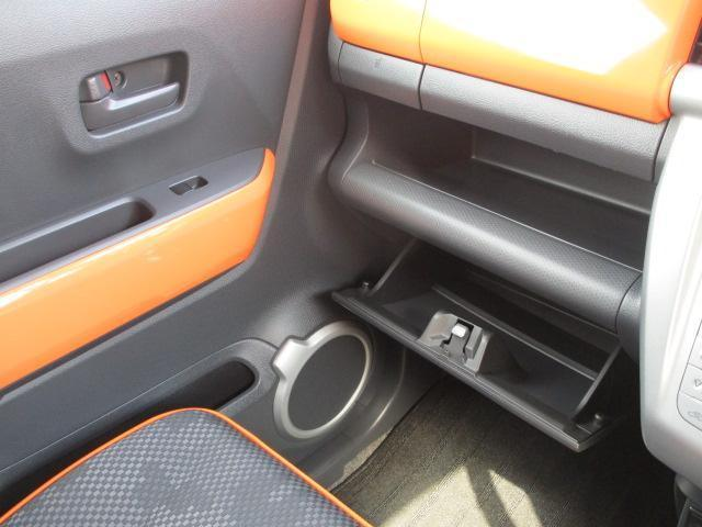 XS ナビ/ワンセグ/スマートキー/衝突軽減ブレーキ/アイドリングストップ/ETC/盗難防止装置/横滑防止装置/シートヒーター/HID/ベンチシート/運転席・助手席エアバック/CD(11枚目)