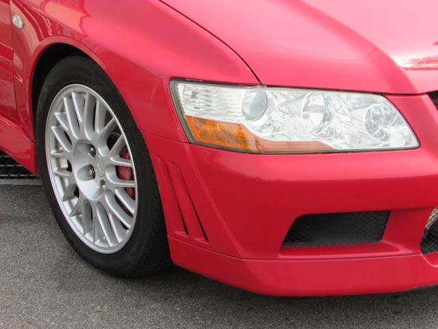 三菱 ランサー GSRエボリューションVII ブリッツ車高調 SDナビ