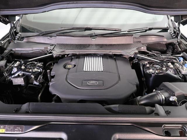 HSE 認定 ディーゼル 禁煙車 ガラスルーフ ブラックパック 20インチブラックAW エアサスペンション 電動バックドア ACC LDW 前席シートヒーター ハンドルヒーター パドルシフト LEDヘッド(24枚目)