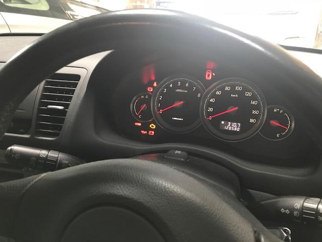 スバル レガシィツーリングワゴン 2.0R 4WD マニュアル車 純正17インチAW