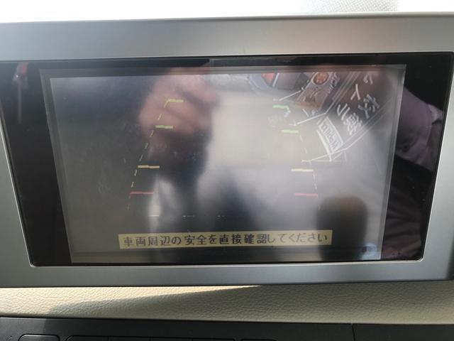 V 70th 取扱説明書 片側パワースライドドア Wエアコン 3列シート キーレス CD ナビ バックカメラ ETC アルミ(26枚目)