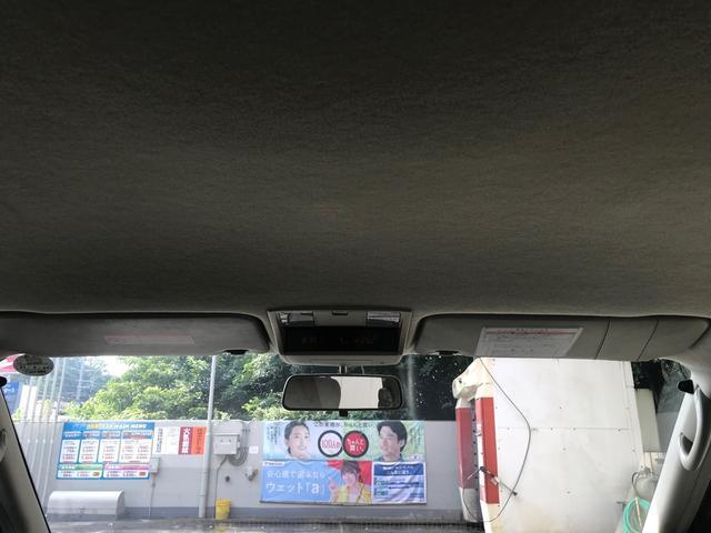 V 70th 取扱説明書 片側パワースライドドア Wエアコン 3列シート キーレス CD ナビ バックカメラ ETC アルミ(36枚目)
