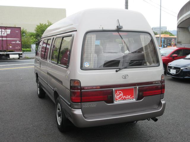 「トヨタ」「ハイエース」「ミニバン・ワンボックス」「岐阜県」の中古車6