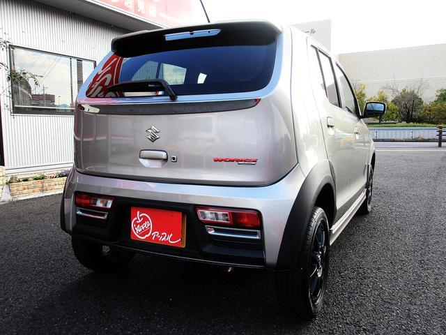 「スズキ」「アルトワークス」「軽自動車」「岐阜県」の中古車23