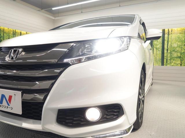 ホンダ オデッセイ アブソルート・EX 純正SDナビ 衝突軽減装置 両側電動ドア