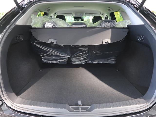 XD Lパッケージ マツダコネクトナビ 360度ビューモニター レーダークルーズ 本革シート パワーシート シートヒーター パワーバックドア メモリーシート LEDヘッド LEDフォグ 純正19インチアルミ インテリキー(14枚目)