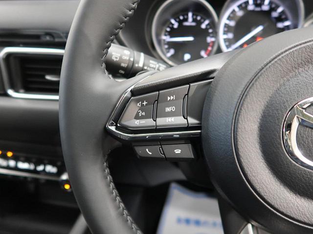 XD Lパッケージ マツダコネクトナビ 360度ビューモニター レーダークルーズ 本革シート パワーシート シートヒーター パワーバックドア メモリーシート LEDヘッド LEDフォグ 純正19インチアルミ インテリキー(24枚目)