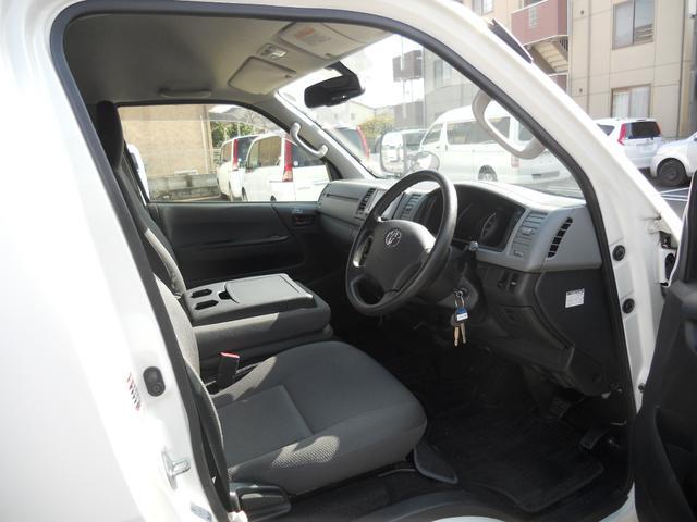トヨタ ハイエースバン Bタイプ 福祉車両 リフト