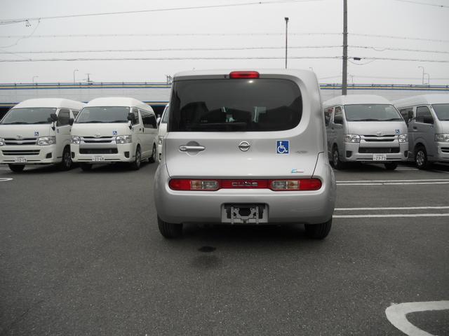 福祉車両 助手席リフトアップ(2枚目)