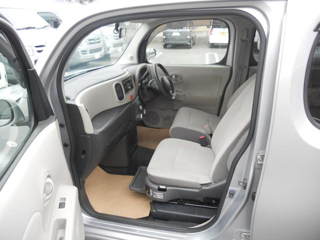 福祉車両 助手席リフトアップ(7枚目)