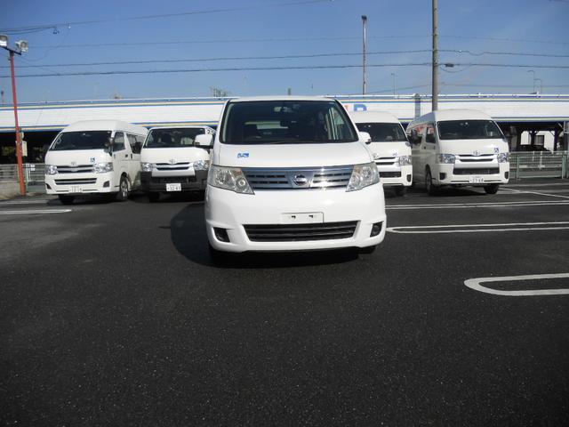 サイドリフトアップ 福祉車両 7人乗(2枚目)