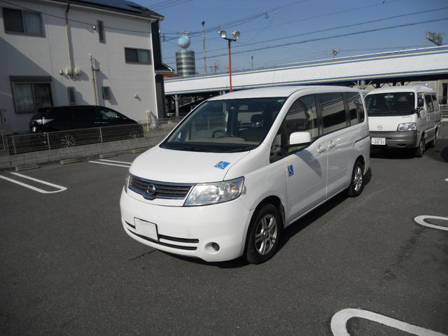 サイドリフトアップ 福祉車両 7人乗(3枚目)