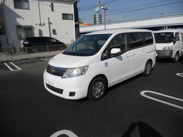 サイドリフトアップ 福祉車両 7人乗(4枚目)
