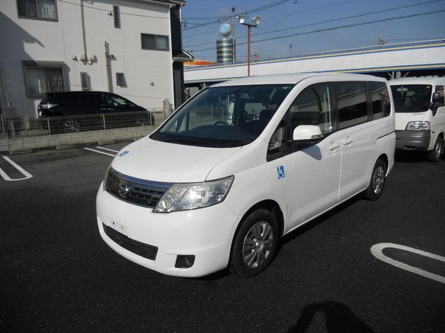 サイドリフトアップ 福祉車両 7人乗(6枚目)