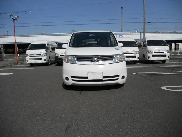 サイドリフトアップ 福祉車両 7人乗(16枚目)