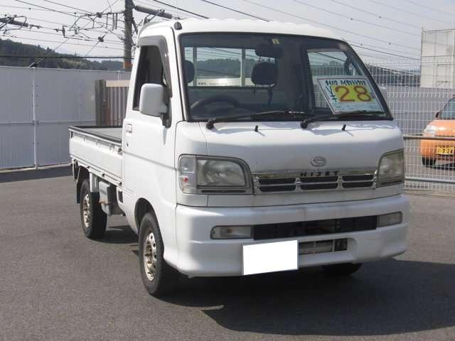 「ダイハツ」「ハイゼットトラック」「トラック」「岐阜県」の中古車4