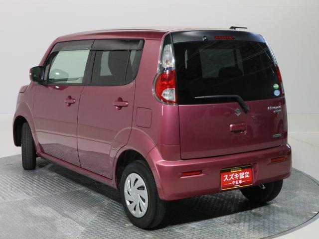 スズキ MRワゴン ECO-X 2型
