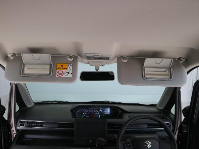 運転席だけでなく、助手席にもバニティーミラーを装備♪ ちょっとしたお化粧直しなどに便利です☆*。+