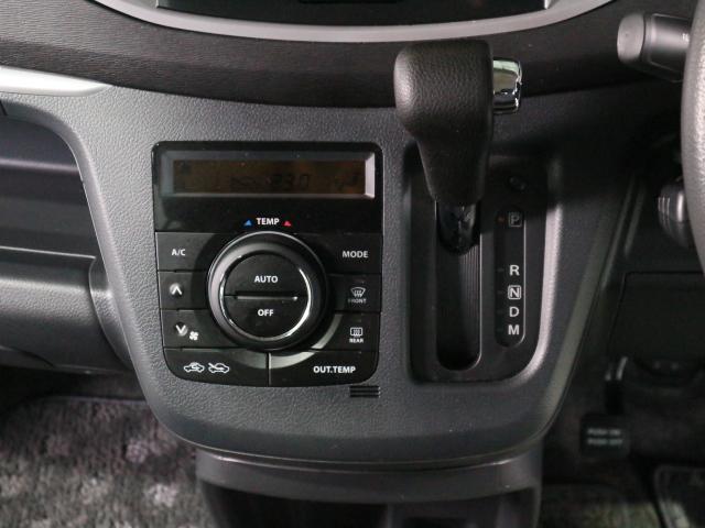 簡単快適のオートエアコン&インパネシフトです。
