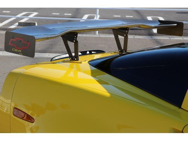 シボレー シボレー コルベット Z06 レザーシート スマートキー アルミホイール