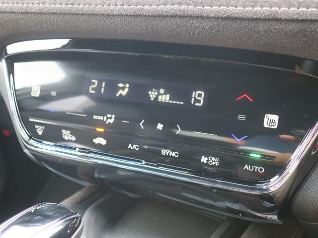 ハイブリッドRS・ホンダセンシング 新品ナビ 登録済未使用車(11枚目)