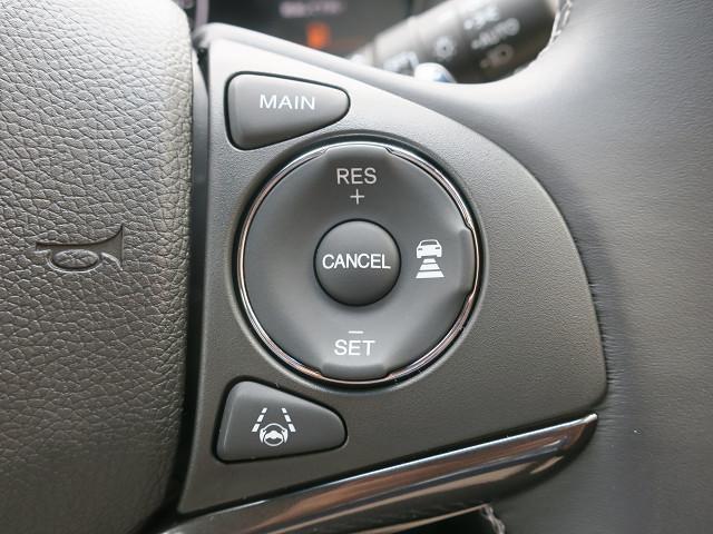 ハイブリッドRS・ホンダセンシング 新品ナビ 登録済未使用車(16枚目)