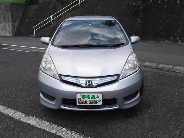 「ホンダ」「フィットシャトルハイブリッド」「ステーションワゴン」「愛知県」の中古車2
