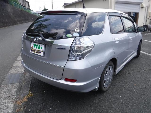 「ホンダ」「フィットシャトルハイブリッド」「ステーションワゴン」「愛知県」の中古車7