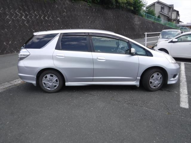「ホンダ」「フィットシャトルハイブリッド」「ステーションワゴン」「愛知県」の中古車8