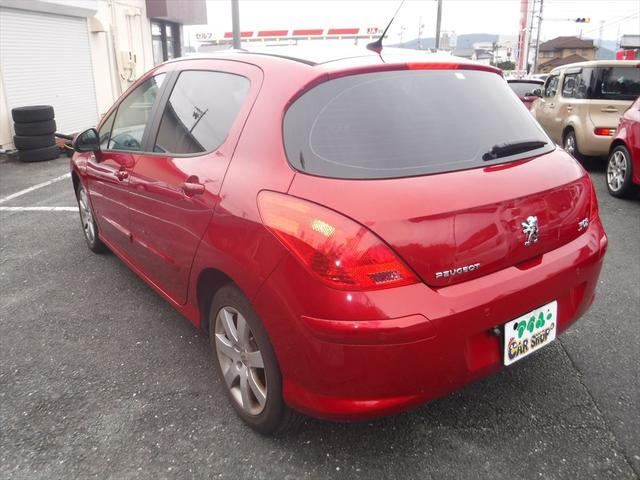 「プジョー」「プジョー 308」「コンパクトカー」「愛知県」の中古車5