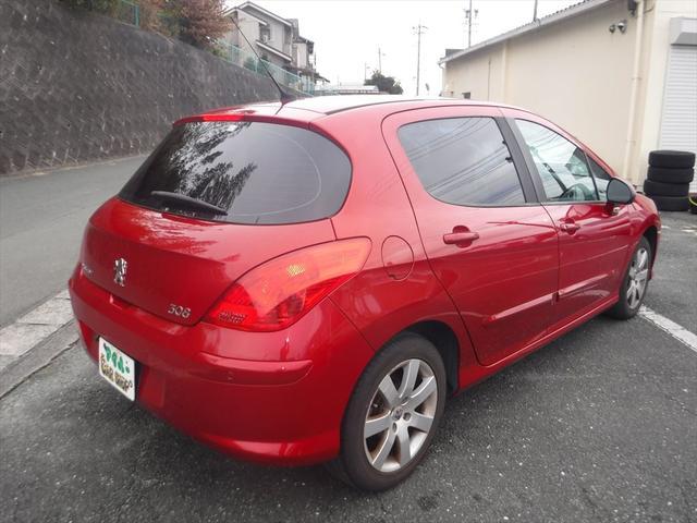 「プジョー」「プジョー 308」「コンパクトカー」「愛知県」の中古車7