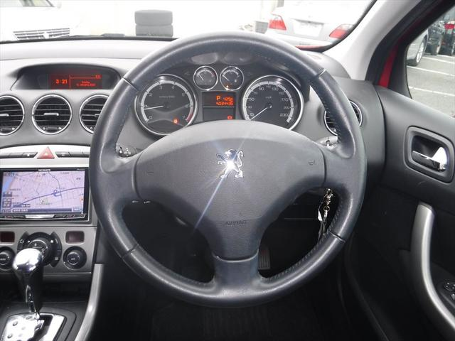 「プジョー」「プジョー 308」「コンパクトカー」「愛知県」の中古車12