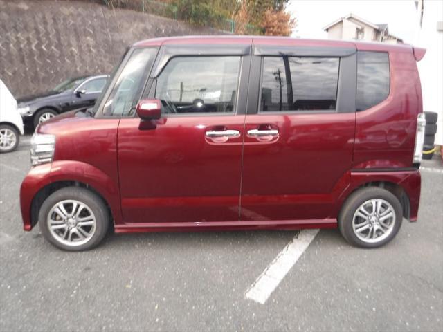 「ホンダ」「N-BOX+カスタム」「コンパクトカー」「愛知県」の中古車4