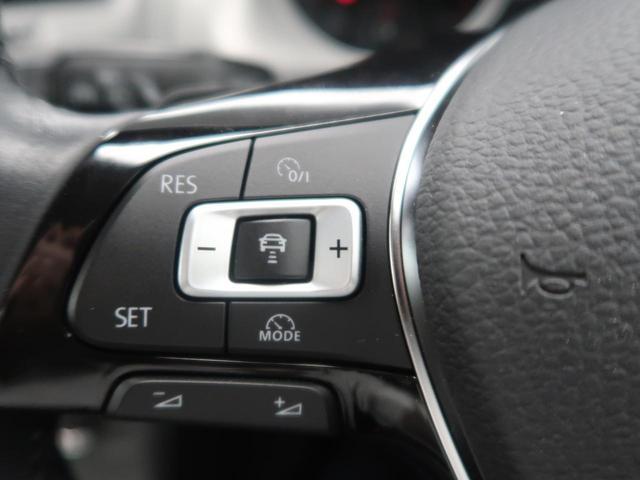 ◆クルーズコントロールにレーダーセンサーを組み合わせ、先行車を測定し設定されたスピードを上限に自動で加減速を行います。一定の車間距離を維持することで、長距離走行でのドライバーの疲労を低減させます。