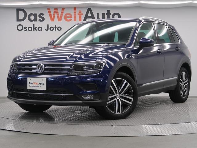 「フォルクスワーゲン」「VW ティグアン」「SUV・クロカン」「大阪府」の中古車22