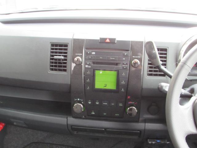 純正CDチューナー  別途ナビゲーションも納車時取り付け可能