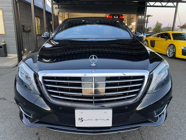 S400ハイブリッド エクスクルーシブ AMGライン ツインルーフ パワーシート パワートランク 黒革シート(13枚目)