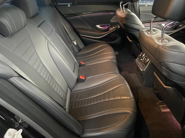 S400ハイブリッド エクスクルーシブ AMGライン ツインルーフ パワーシート パワートランク 黒革シート(33枚目)