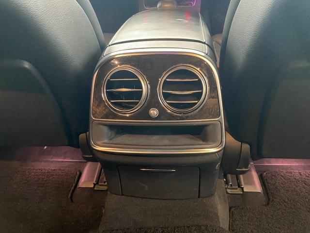 S400ハイブリッド エクスクルーシブ AMGライン ツインルーフ パワーシート パワートランク 黒革シート(37枚目)