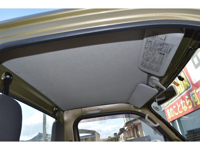 スタンダード 4WD 2インチリフトアップ バンパーガードパイプ 社外14インチアルミホイール マッドタイヤ 大型LEDフォグランプ フルセグナビ ETC(24枚目)