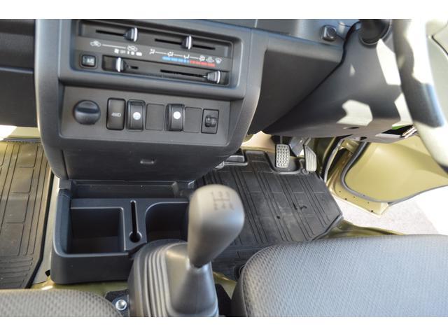 スタンダード 4WD 2インチリフトアップ バンパーガードパイプ 社外14インチアルミホイール マッドタイヤ 大型LEDフォグランプ フルセグナビ ETC(27枚目)