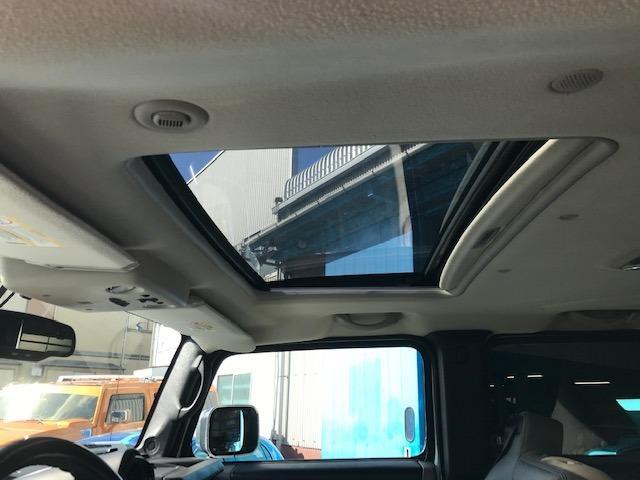 サンルーフ HDDナビ 本革シート シートヒーター 電動シート Bカメラ 3列シート(16枚目)