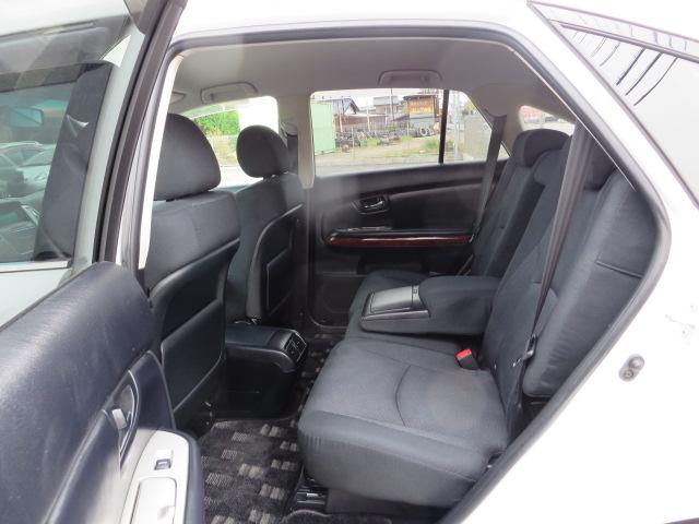 トヨタ ハリアー 2.4 240G Lパッケージリミテッド パワーバックドア