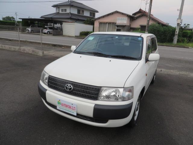 「トヨタ」「プロボックスバン」「ステーションワゴン」「愛知県」の中古車7