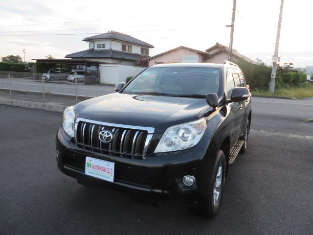 「トヨタ」「ランドクルーザープラド」「SUV・クロカン」「愛知県」の中古車7