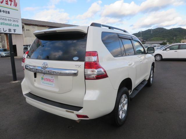 「トヨタ」「ランドクルーザープラド」「SUV・クロカン」「愛知県」の中古車4