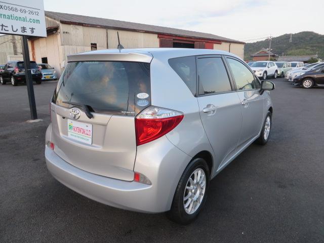 「トヨタ」「ラクティス」「ミニバン・ワンボックス」「愛知県」の中古車4