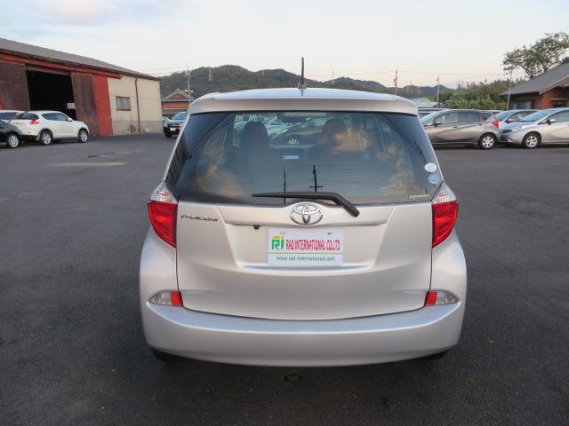 「トヨタ」「ラクティス」「ミニバン・ワンボックス」「愛知県」の中古車7