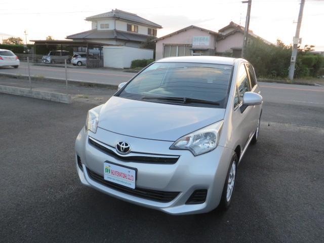 「トヨタ」「ラクティス」「ミニバン・ワンボックス」「愛知県」の中古車9
